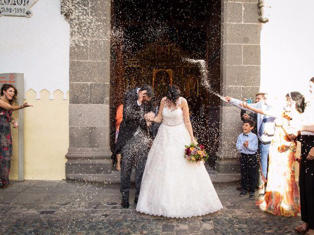 La boda de Víctor y Yazmina en Las Palmas De Gran Canaria, Las Palmas 33