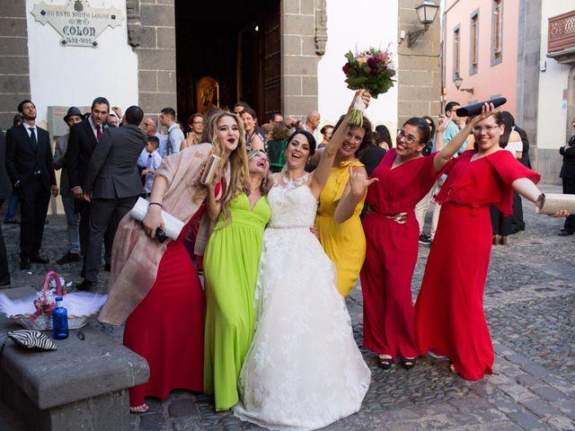 La boda de Víctor y Yazmina en Las Palmas De Gran Canaria, Las Palmas 35