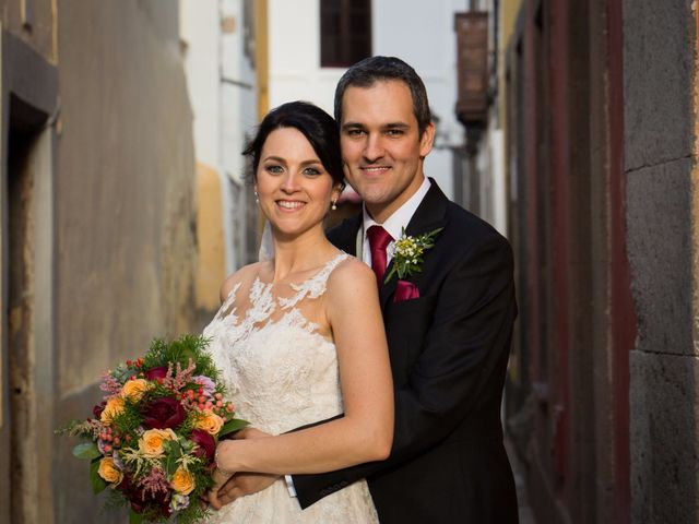 La boda de Víctor y Yazmina en Las Palmas De Gran Canaria, Las Palmas 36
