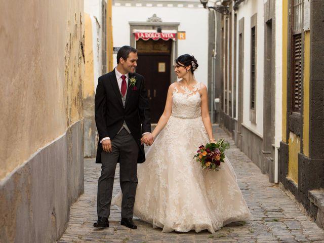 La boda de Víctor y Yazmina en Las Palmas De Gran Canaria, Las Palmas 42