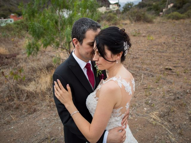 La boda de Víctor y Yazmina en Las Palmas De Gran Canaria, Las Palmas 43