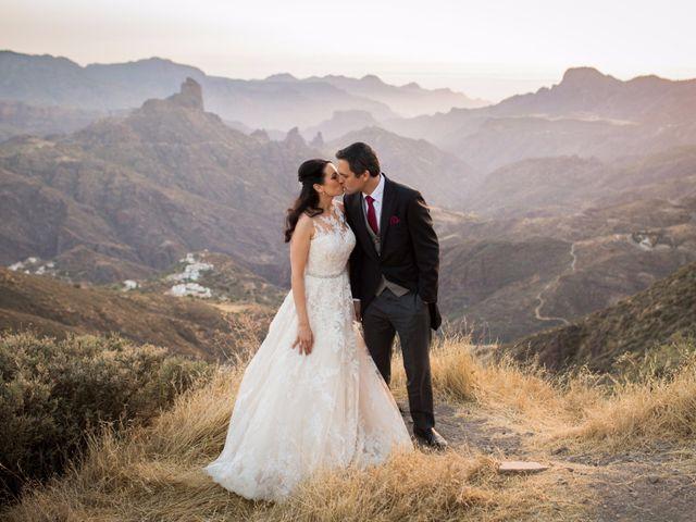 La boda de Víctor y Yazmina en Las Palmas De Gran Canaria, Las Palmas 92