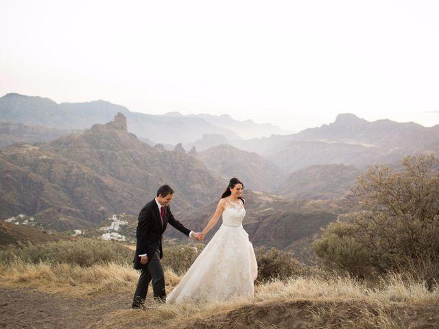 La boda de Víctor y Yazmina en Las Palmas De Gran Canaria, Las Palmas 95