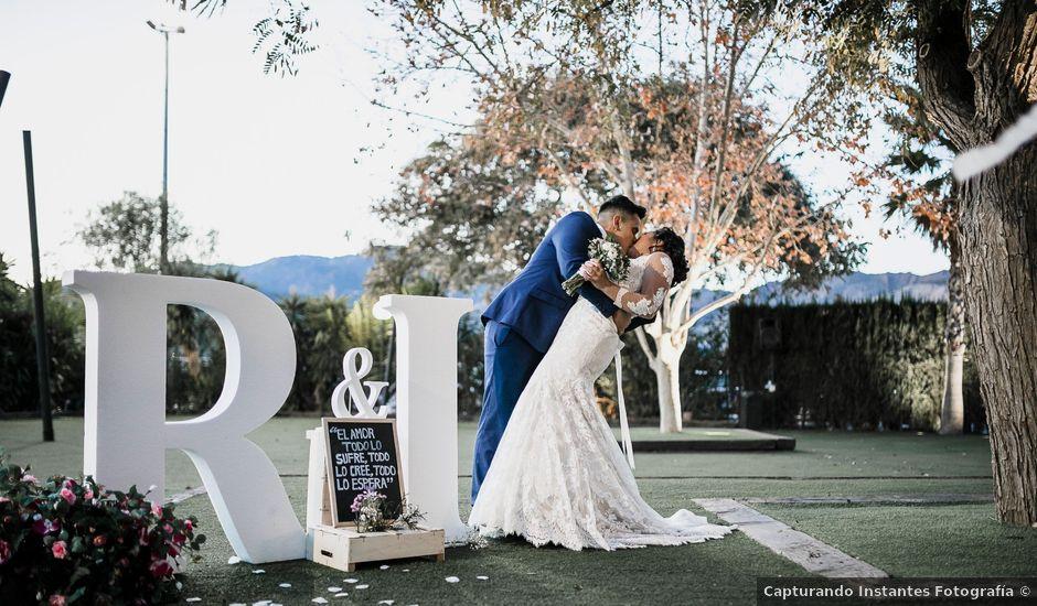 La boda de Roberto y Ingrid en Lebor, Murcia