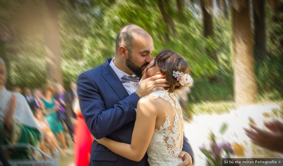 La boda de Hazma y Marta en Dos Hermanas, Sevilla