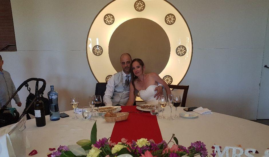 La boda de Rubén y Mónica  en Mataró, Barcelona