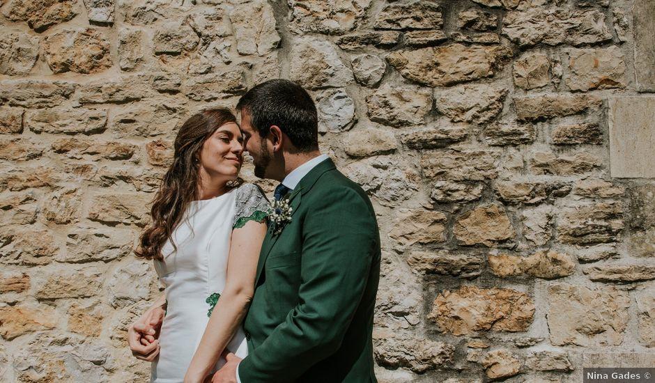 La boda de Dani y Bea en Puente San Miguel, Cantabria