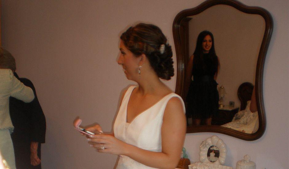 La boda de Miriam y Santi en Fuente El Fresno, Ciudad Real
