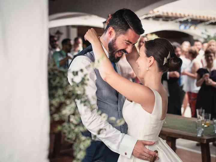 La boda de Mamen y Fernando
