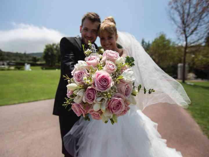 La boda de Eva y Edu