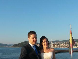 La boda de Clara y Manu