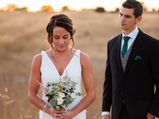 La boda de Kelsey y Josué