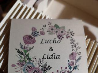 La boda de Lidia y Lucho 3