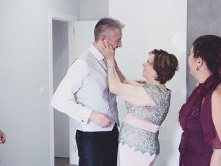 La boda de Patricia y Juanje 1