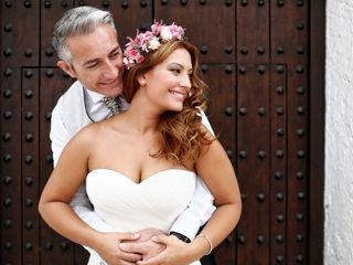 La boda de Patricia y Juanje