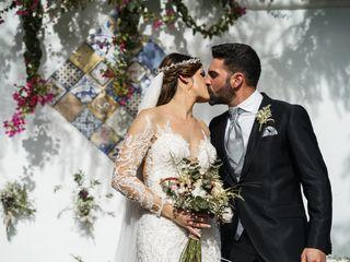 La boda de Patri y Yiyi