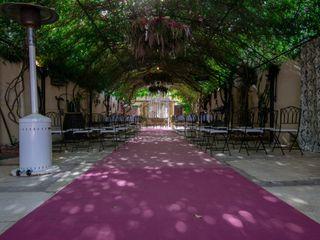 La boda de Isabel y Sador 3