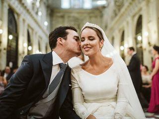 La boda de Fátima y José Manuel