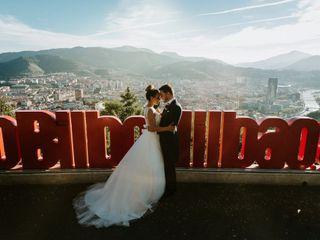 La boda de Eneko y Blanca