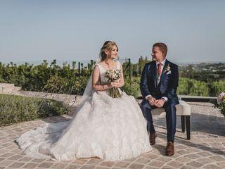 La boda de Tamara y Shane