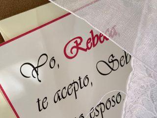La boda de Rebeca y Sebastián 3