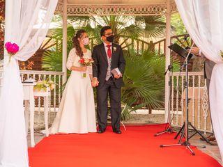 La boda de Rebeca y Sebastián