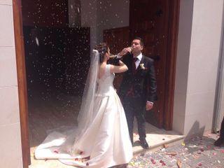 La boda de María Isabel y Felipe