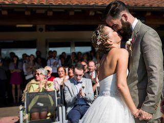 La boda de Isa y Orkatz