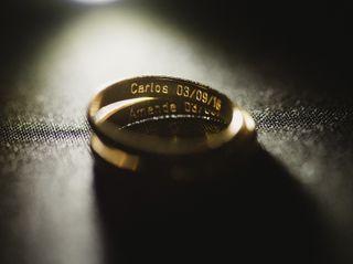 La boda de Amanda y Carlos 2