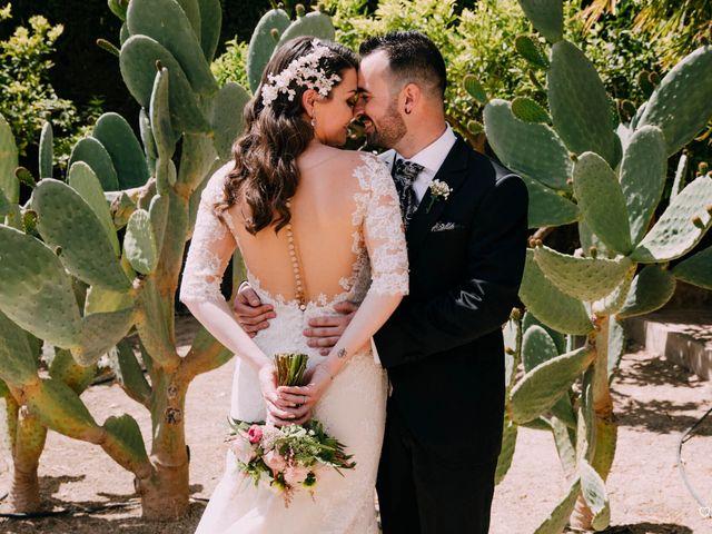 La boda de Lydia y Aaron