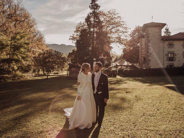La boda de Patricia y Jose en Gordexola, Vizcaya 2