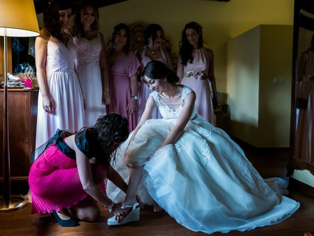 La boda de Ferran y Lucía en Olot, Girona 4
