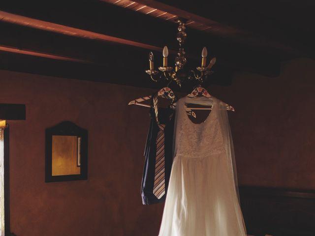 La boda de Pablo y Ester en Casserres, Barcelona 3