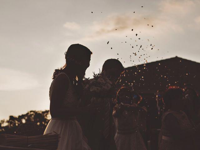 La boda de Pablo y Ester en Casserres, Barcelona 14