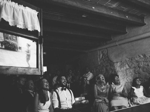 La boda de Pablo y Ester en Casserres, Barcelona 19