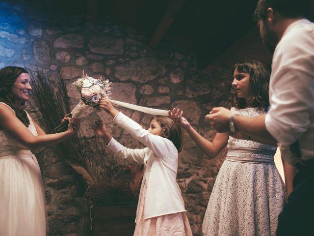 La boda de Pablo y Ester en Casserres, Barcelona 20