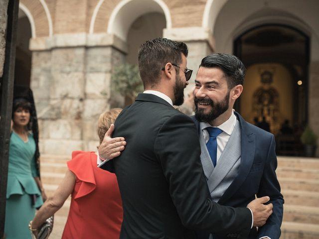 La boda de Fernando y Mamen en Cartagena, Murcia 41