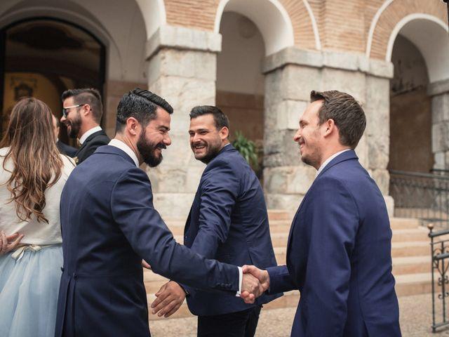 La boda de Fernando y Mamen en Cartagena, Murcia 42