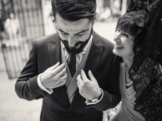 La boda de Fernando y Mamen en Cartagena, Murcia 43