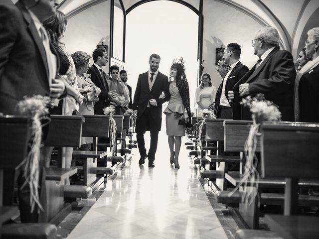 La boda de Fernando y Mamen en Cartagena, Murcia 45