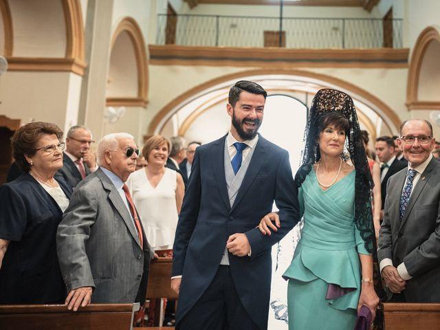 La boda de Fernando y Mamen en Cartagena, Murcia 46