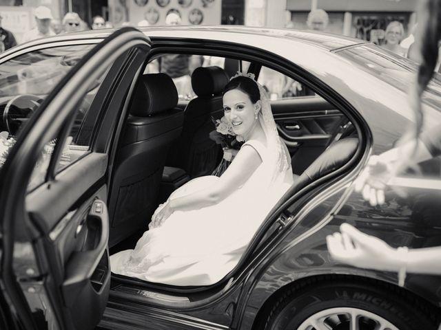 La boda de Fernando y Mamen en Cartagena, Murcia 49