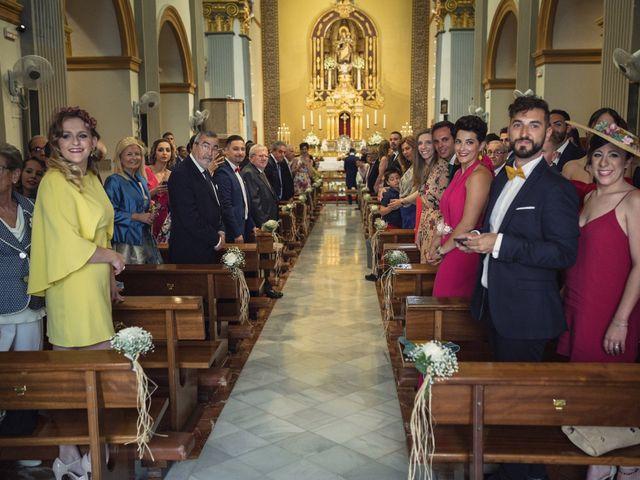 La boda de Fernando y Mamen en Cartagena, Murcia 52