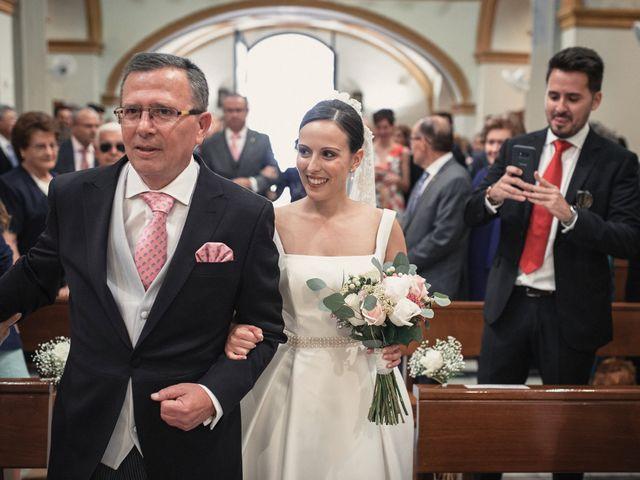 La boda de Fernando y Mamen en Cartagena, Murcia 54