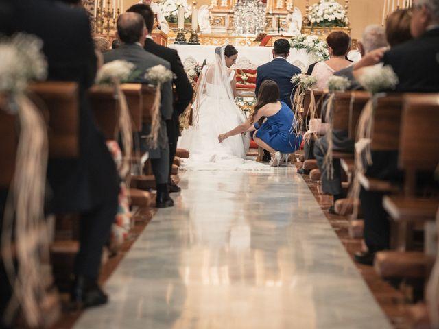 La boda de Fernando y Mamen en Cartagena, Murcia 57