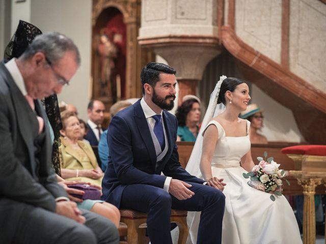 La boda de Fernando y Mamen en Cartagena, Murcia 58
