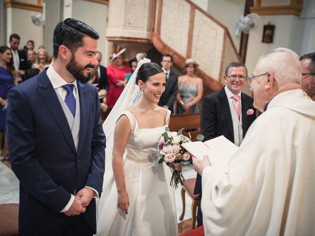 La boda de Fernando y Mamen en Cartagena, Murcia 60