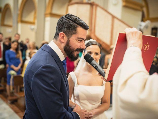 La boda de Fernando y Mamen en Cartagena, Murcia 63