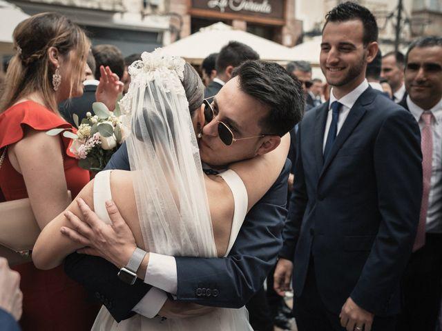 La boda de Fernando y Mamen en Cartagena, Murcia 85