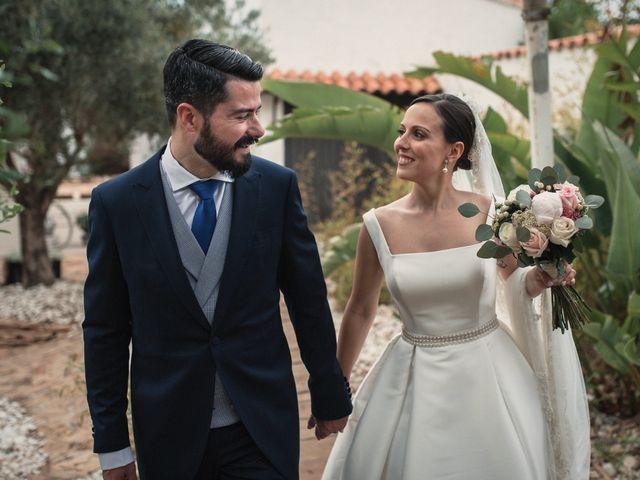 La boda de Fernando y Mamen en Cartagena, Murcia 89